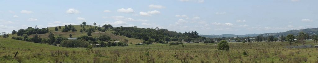 North Lismore Plateau